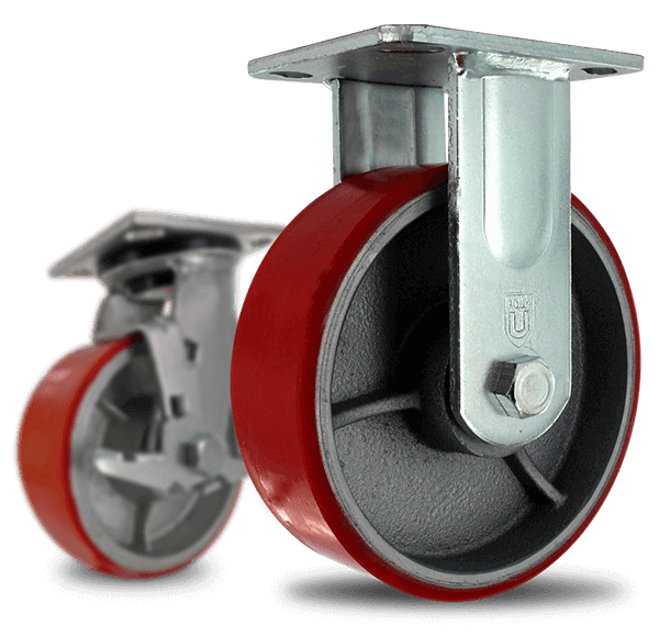 P&H Casters – We Keep the World Rolling